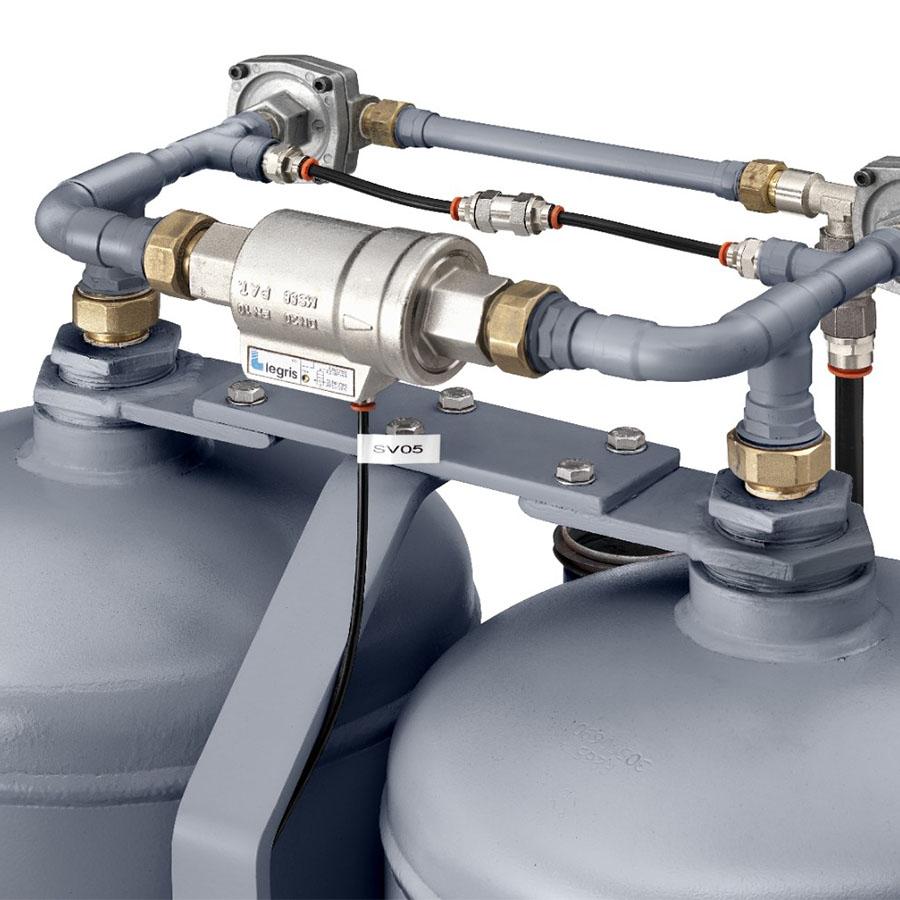detalle generadores de nitrogeno
